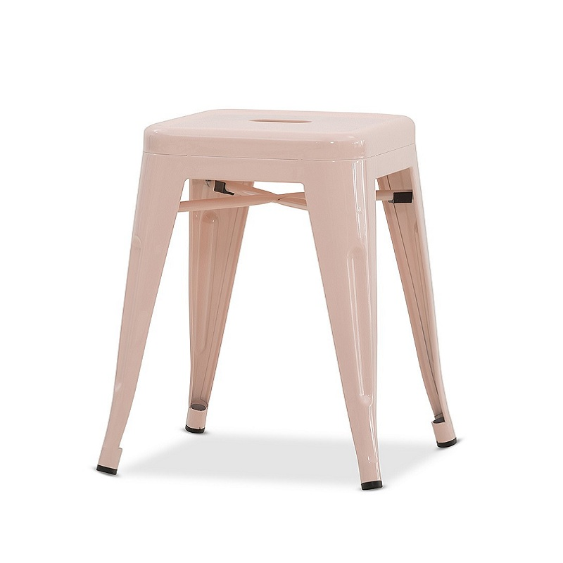 coloured stools seating