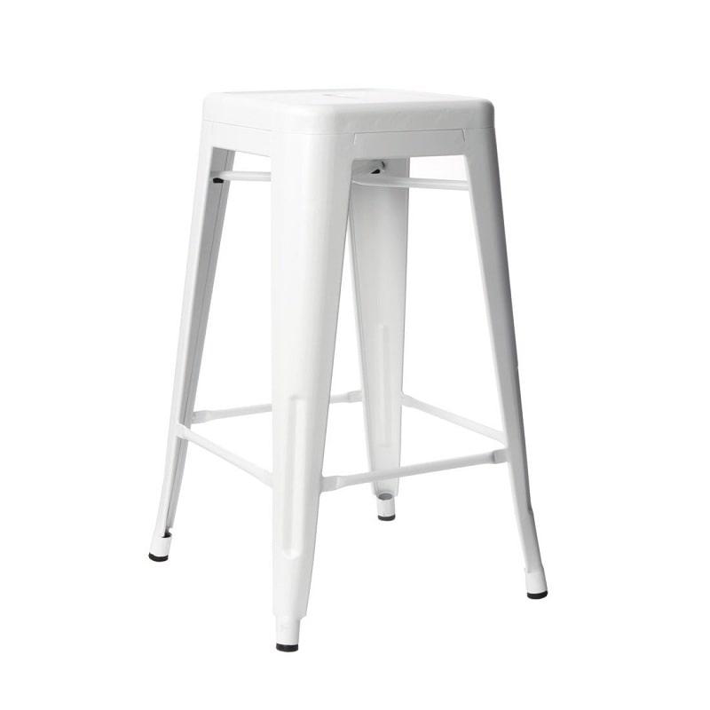 high metal chair