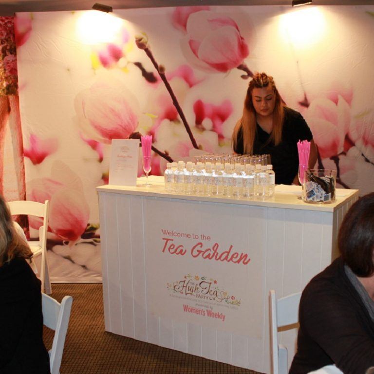 Hi Tea event at the Hilton international Adelaide