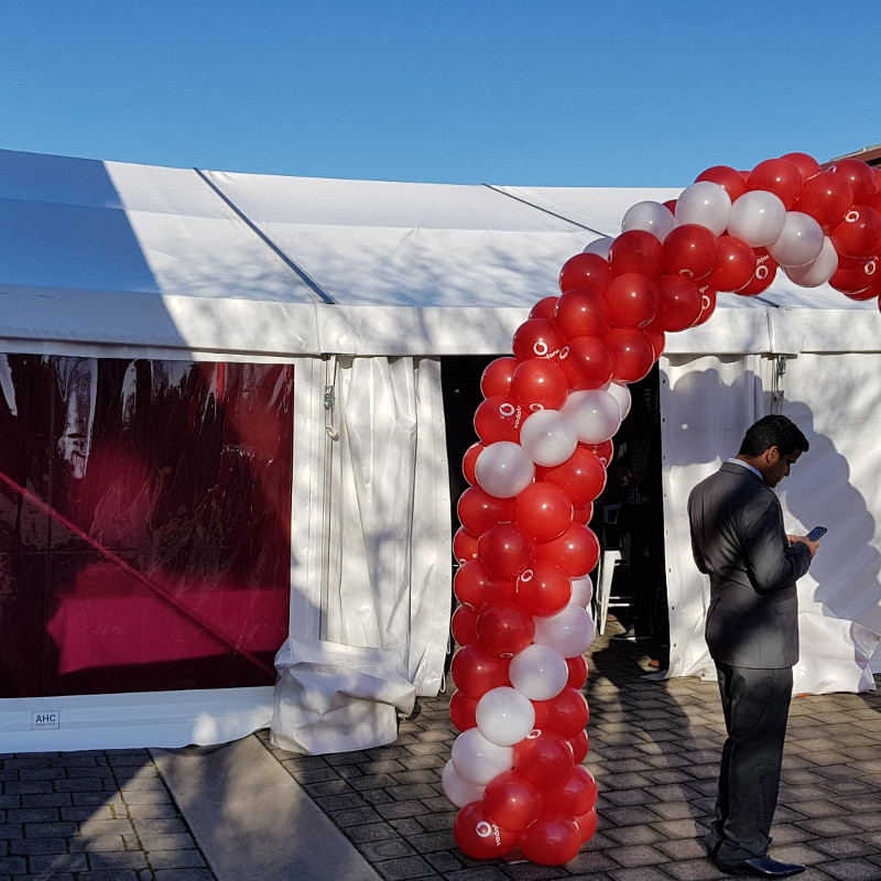 Vodafone lanch event Adelaide