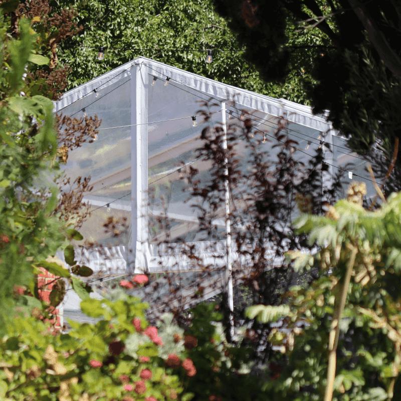 Beaumont house pavilion